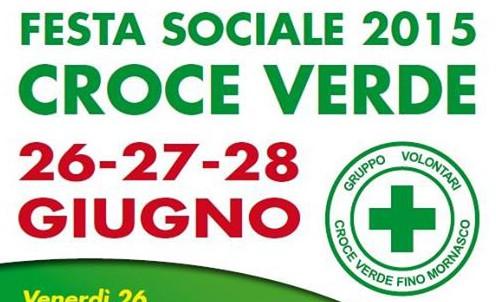 Festa Sociale 2015 Croce Verde