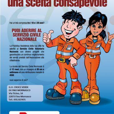 Servizio Civile 2017-2018